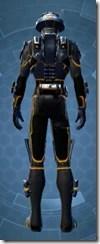 Gold Scalene - Male Back