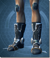 Heartless Pursuer Male Boots