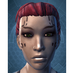 Kira Carsen Customization 9