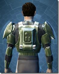 MA-35 Forward Ops - Male Back