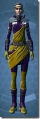 Martial Pilgrim Dyed