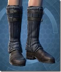 Martial Pilgrim Female Boots
