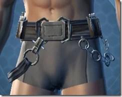 Martial Pilgrim Male Belt