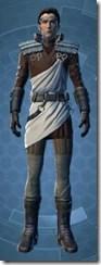 Martial Pilgrim - Male Front