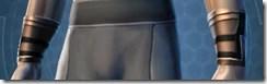 Revanite Vindicator Male Bracers