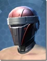 Revanite Vindicator Male Helmet
