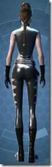 Revealing Bodysuit - Female Back