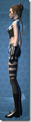 Revealing Bodysuit - Female Left