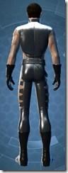 Revealing Bodysuit - Male Back