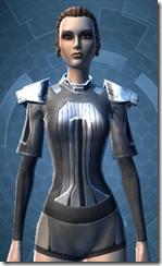 Saberist - Female Front