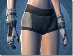 Thermal Retention Female Gloves