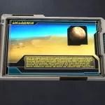 Info Screen: Tatooine