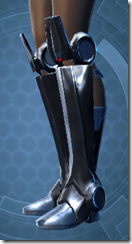 Ardent Blade's Boots - Female Left
