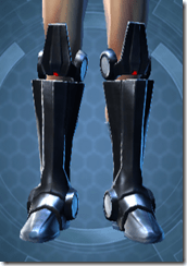 Ardent Blade's Boots - Male Front