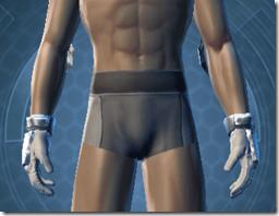 Avenger Handgear - Male Front