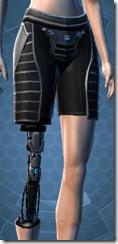 B-100 Cyberbetic Armor Female Greaves