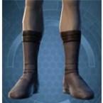 Bantha Hide Footgear (Pub)