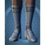 Bantha Hide Footgear (Imp)