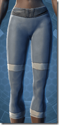 Bantha Hide Leggings - Female Front