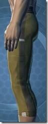 Bantha Hide Leggings - Male Left