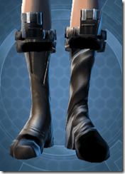 Battlemind's Boots - Female Front