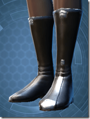 Bolted Boots - Female Left