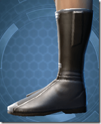 Bolted Boots - Male Left