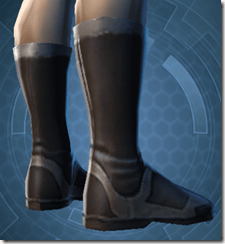 Bolted Boots - Male Right