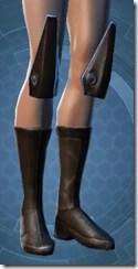Citadel Agent Imp Female Boots