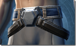 Citadel Agent Imp Male Belt