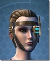 Citadel Consular Female Headgear