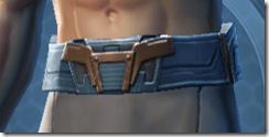 Citadel Hunter Male Belt