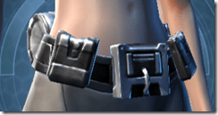 Citadel Knight Female Belt