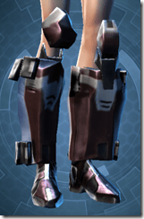 Citadel Knight Female Boots