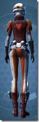 Citadel Smuggler Pub - Female Back
