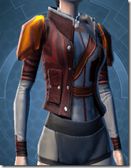 Citadel Smuggler Pub Female Suit