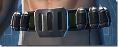 Citadel Trooper Male Belt