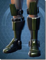 Citadel Trooper Male Boots