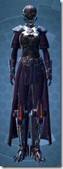 Citadel Warrior - Female Front
