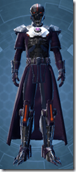 Citadel Warrior - Male Front