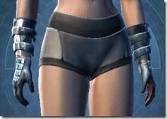 Citadel inquisitor Female Handwraps
