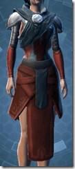 Citadel inquisitor Female Robe