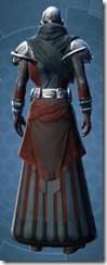 Citadel inquisitor - Male Back