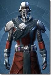 Citadel inquisitor - Male Close