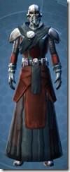 Citadel inquisitor - Male Front