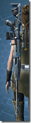DS-11 Starforged Sniper Rifle - Stowed