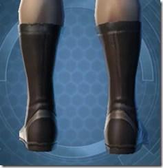 Dense Boots - Male Back
