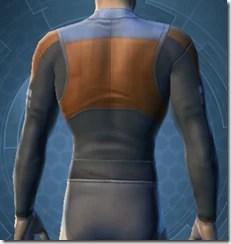 Dense Cuirass - Male Back