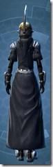 Destroyer - Female Back