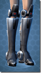 Destroyer Female Boots